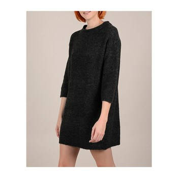 Molly Bracken - Robe pull - noir