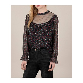 Molly Bracken - Blouse - noir