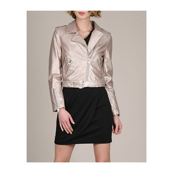 Molly Bracken - Veste biker - rose
