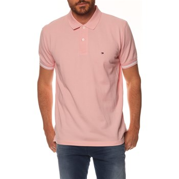 Tommy Hilfiger - Polo manches courtes - rose