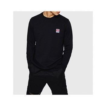 Diesel - Gir-div - Sweat-shirt - noir