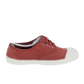 Bensimon - Baskets basses - rouge