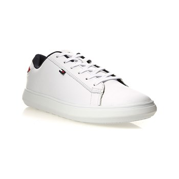 Tommy Hilfiger - Sneakers in pelle - bianco