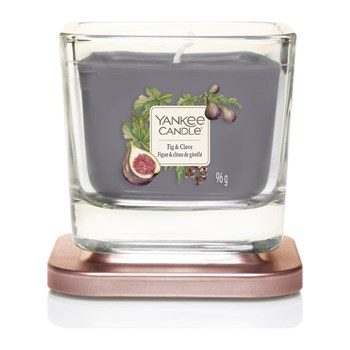 Yankee Candle - Elevation - Vela perfumada - violeta