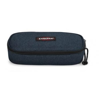 Eastpak - Oval Triple Denim - Trousse - bleu marine