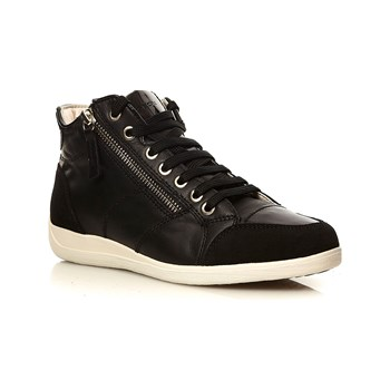 Geox - Myria - Sneakers in pelle - nero