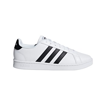 Adidas - Grand Court - Sneakers in pelle - bianco