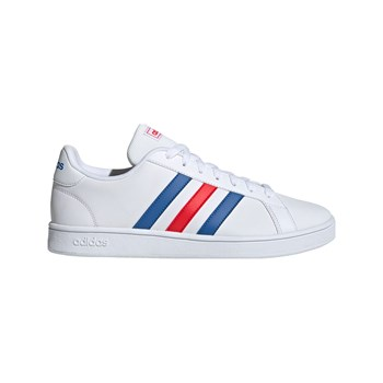 adidas - Grand Court Base - Sneakers - blanc
