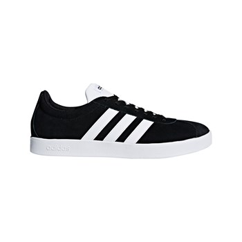 Adidas - VL Court - Low Sneakers - schwarz