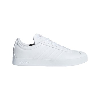 Adidas - VL Court 2.0 - Low Sneakers - weiß