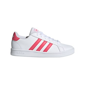 Adidas - Grand Court K - Baskets basses - rose