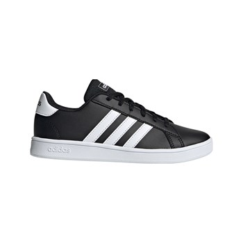 Adidas - Grand Court K - Baskets basses - noir