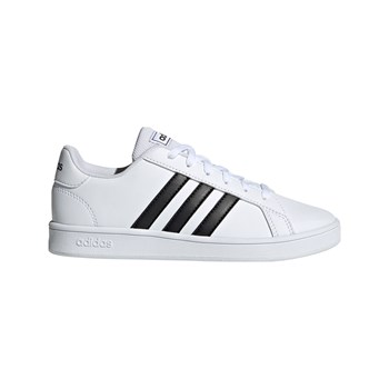 Adidas - Grand Court K - Baskets basses - blanc