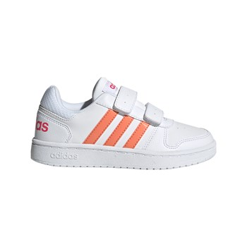 Adidas - Hoops 2.0 CMF C - Baskets basses - saumon