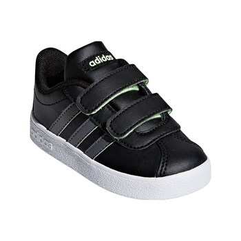 Adidas - VL court 2.0 CMF - Low Sneakers - schwarz