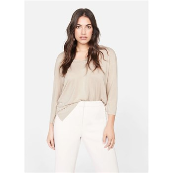 Violeta by Mango - Top - beige