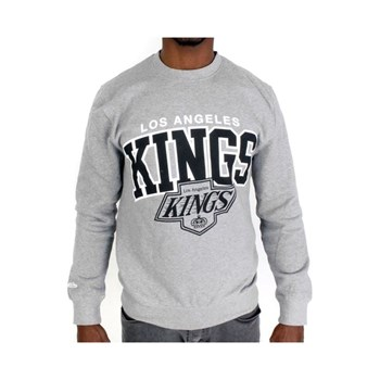 Mitchell And Ness - Sweat-shirt - gris