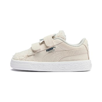 Puma - Winter Monster - Baskets basses - ivoire