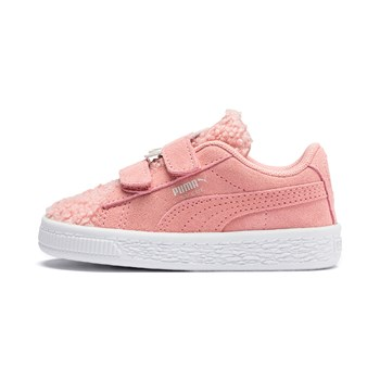 Puma - Winter Monster - Baskets basses - rose