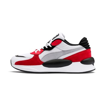 Puma - Space - Low Sneakers - rot