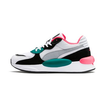 Puma - Space - Low Sneakers - grün