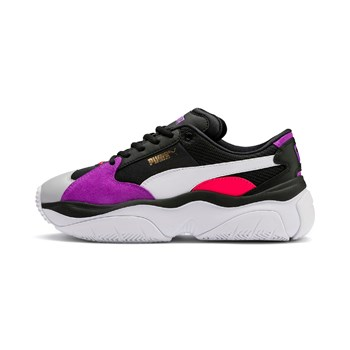 Puma - Stormy - Low Sneakers - schwarz