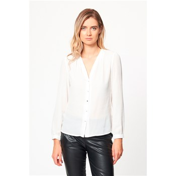 Best Mountain - Blouse boutonnée - blanc