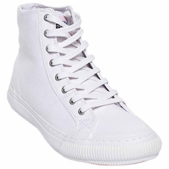 Superdry - Pacific high - Baskets montantes - blanc