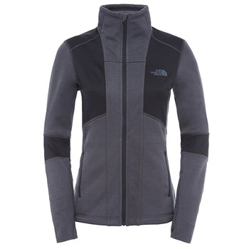 The North Face - Polaire - gris