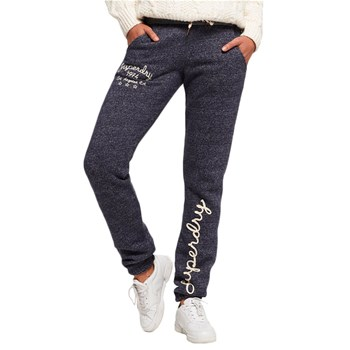 Superdry - Rylee embroidered - Pantalon jogging - bleu