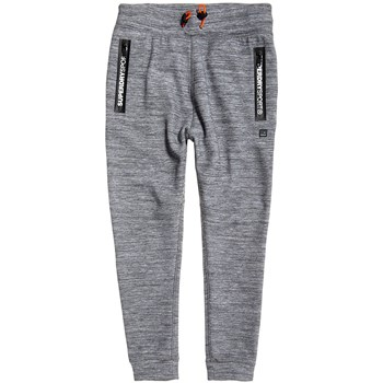 Superdry - Gym tech slim pantalon - Pantalon jogging - gris