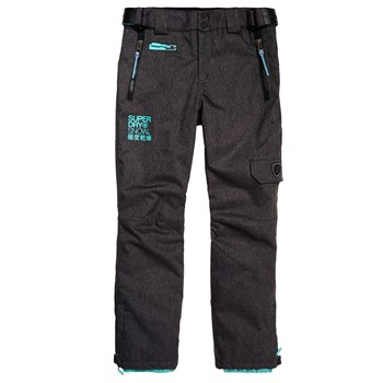 Superdry - Snow - Pantalon ski - noir