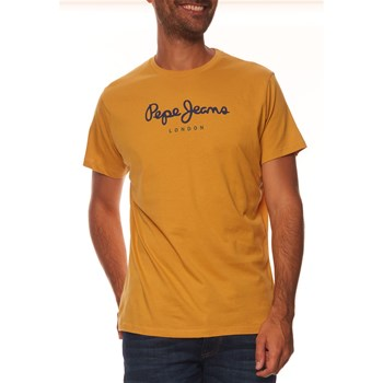 Pepe Jeans London - Eggo - T-shirt manches courtes - ocre