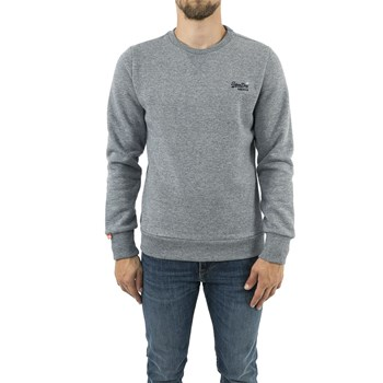 Superdry - Sweat-shirt - bleu