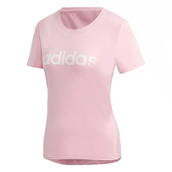 Adidas - T-shirt manches courtes - rose
