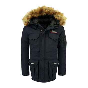 Geographical Norway - Bottle - Parka - bleu marine