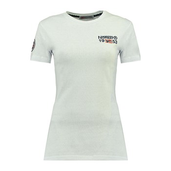 Geographical Norway - Jarofal - T-shirt manches courtes - blanc