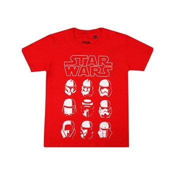 Star Wars - Trooper Collection - T-shirt manches courtes - rouge
