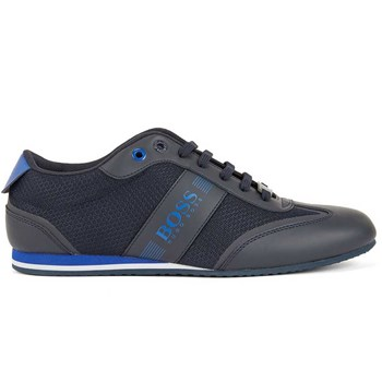 Hugo Boss - Baskets basses - bleu