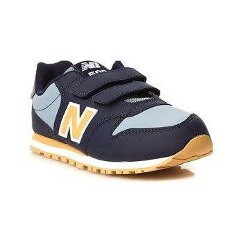 New Balance - Sneakers basse - giallo