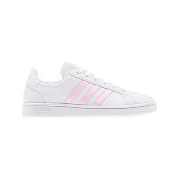 Adidas - Grand Court Base - Sneakers - weiß