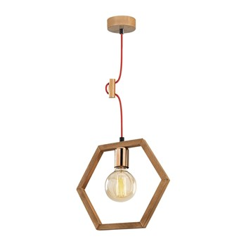 Hio Lighting - Cerco - Suspension - marron