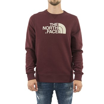 The North Face - Sweat-shirt - rouge