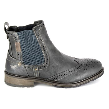 Mustang - Boots - gris