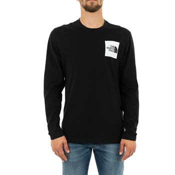 The North Face - T-shirt manches longues - noir