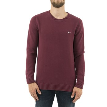 Tommy Jeans - Pull - rouge