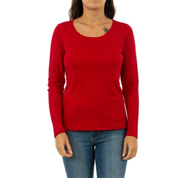Street one - T-shirt manches longues - rouge