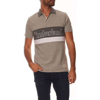 Timberland - Polo manches courtes - gris