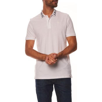 Jack & Jones - Polo manches courtes - blanc