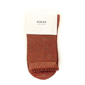 Pieces - Sebby - Calcetines - naranja